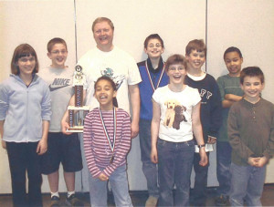 Nationals - Ridgewood Chess Team